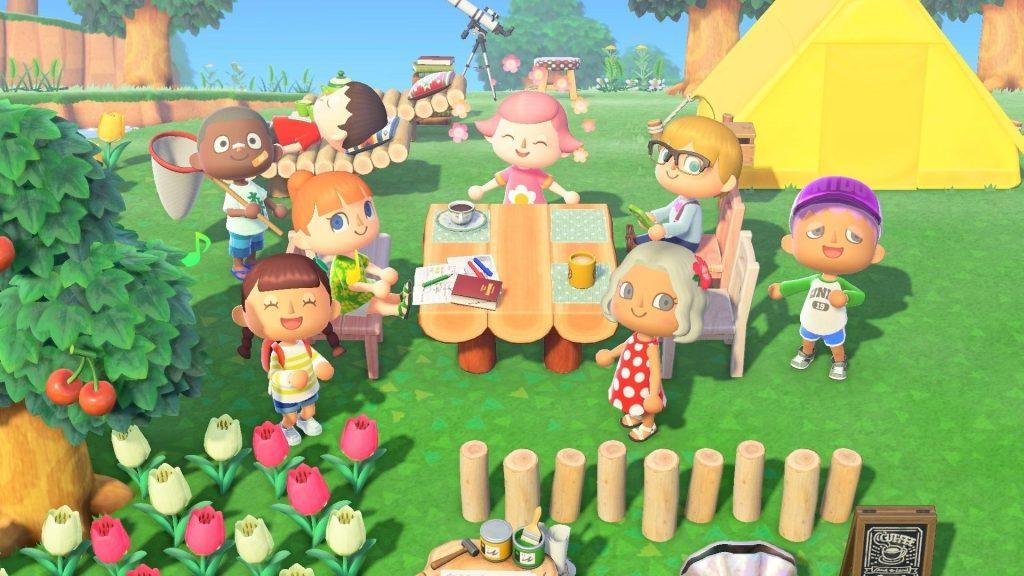 Animal Crossing: New Horizons é indicado ao The Game Awards