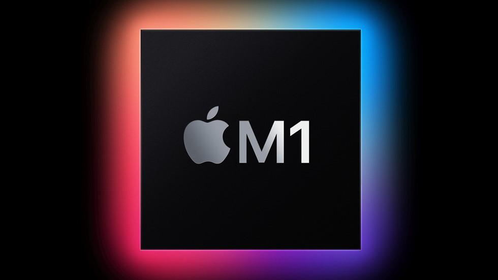 Imagem do novo processador m1 da apple