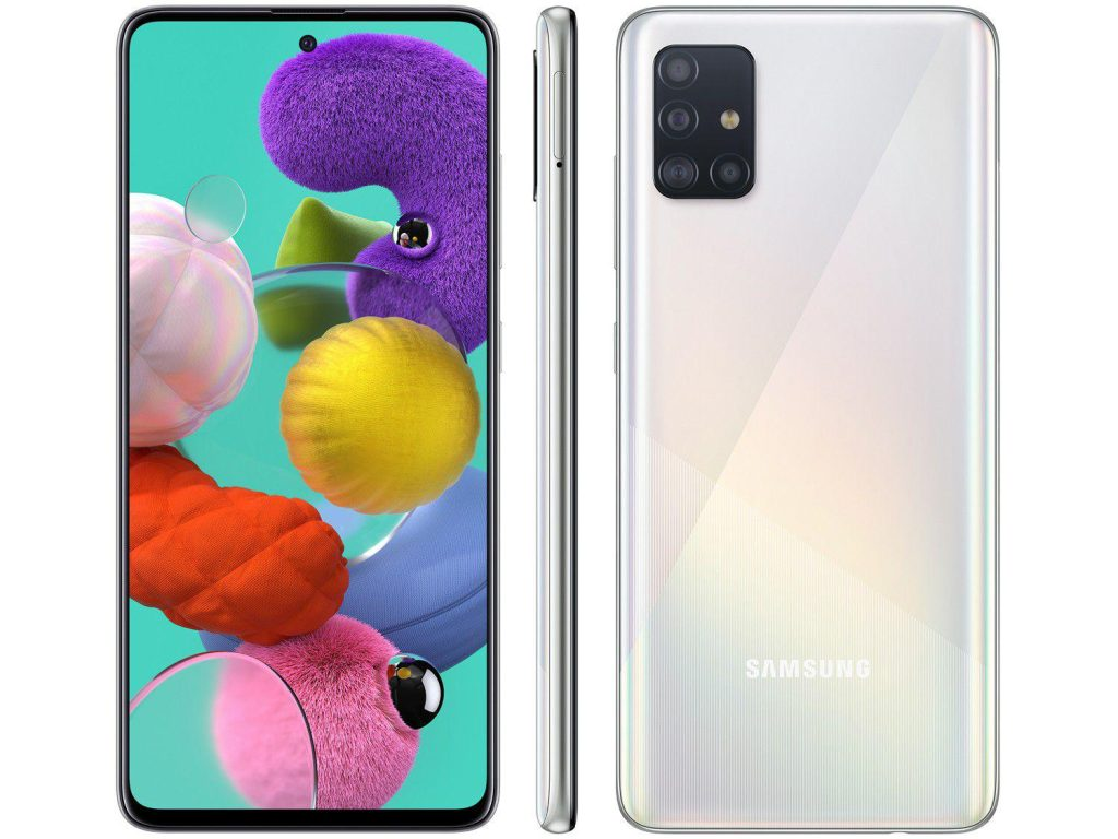 Galaxy a51 celular na black friday