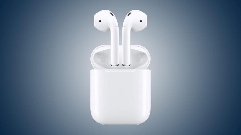 Fones de ouvido na black friday apple airpods