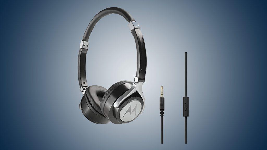 Fones de ouvido na black friday motorola pulse 2 com microfone