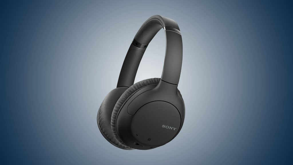 Fones de ouvido na black friday sony wh-ch710n
