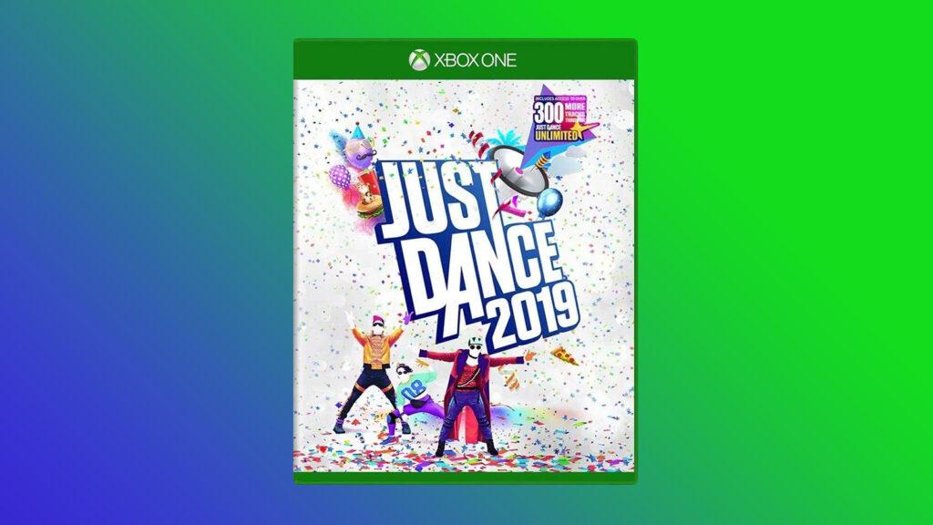 Jogos na black friday just dance 2019
