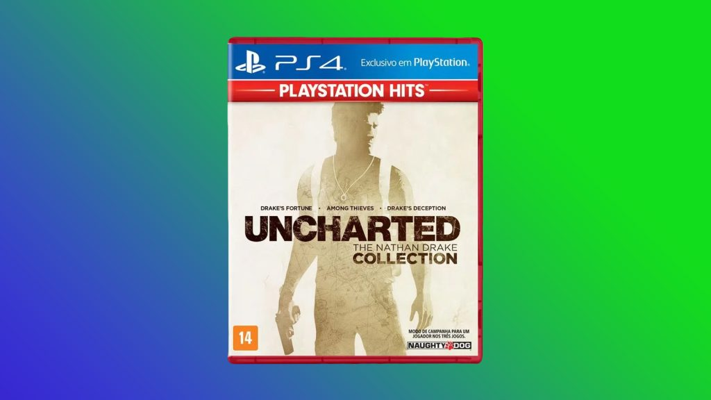 Jogos na black friday uncharted: the drake collection