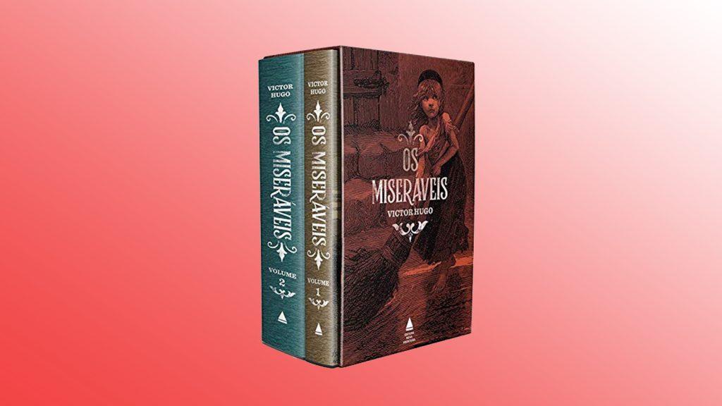 Livros na black friday os miseráveis (box)