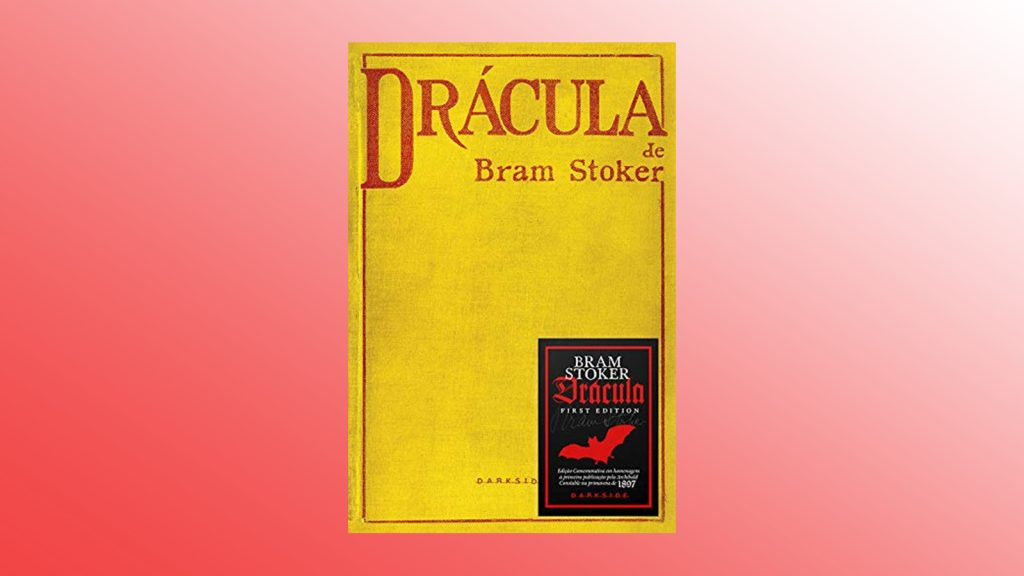 Livros na black friday drácula - first edition