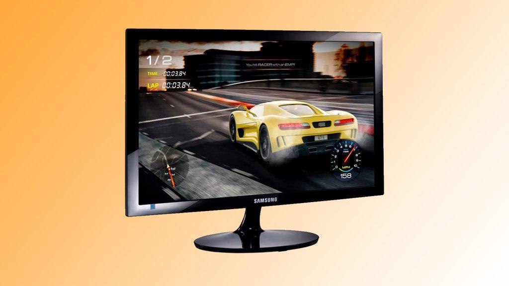 Monitores na black friday samsung ls24d332hsx