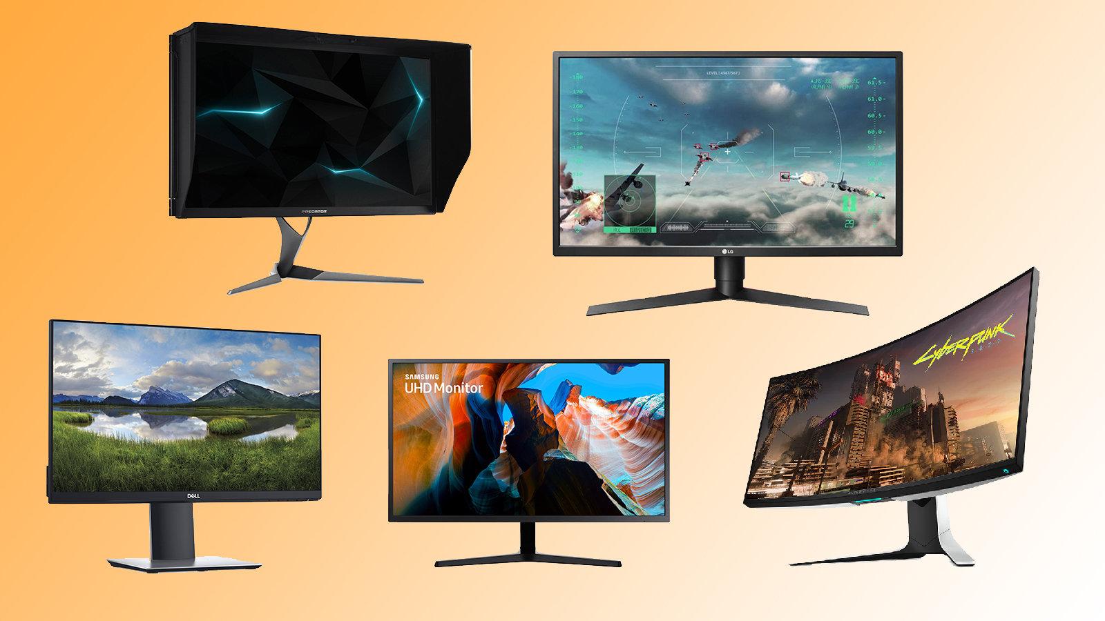 Monitores na black friday: confira ótimos displays para jogar ou trabalhar. Estes monitores na black friday vão agradar quem leva a vida home-office e também gamers que querem dar um upgrade no setup