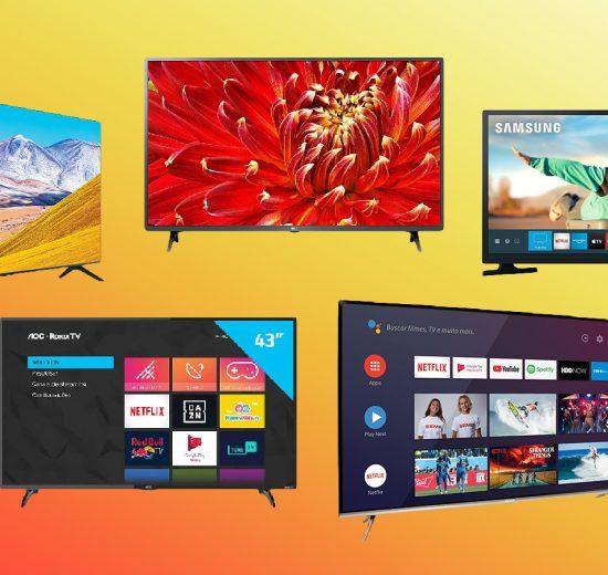 Smart tv na black friday: conheça as televisões com melhor custo-benefício. Quer trocar de tv? Então confira nossa seleção especial para escolher qual smart tv na black friday é a ideal para você