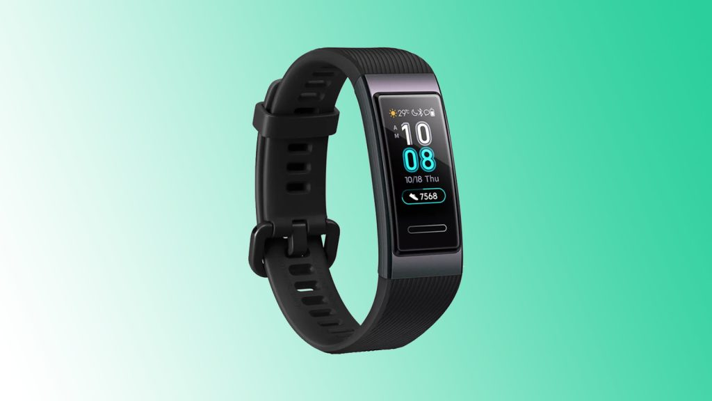Smartwatch na black friday huawei band 3
