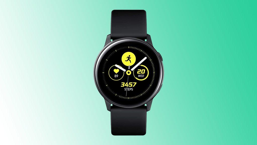 Smartwatch na black friday samsung galaxy watch active