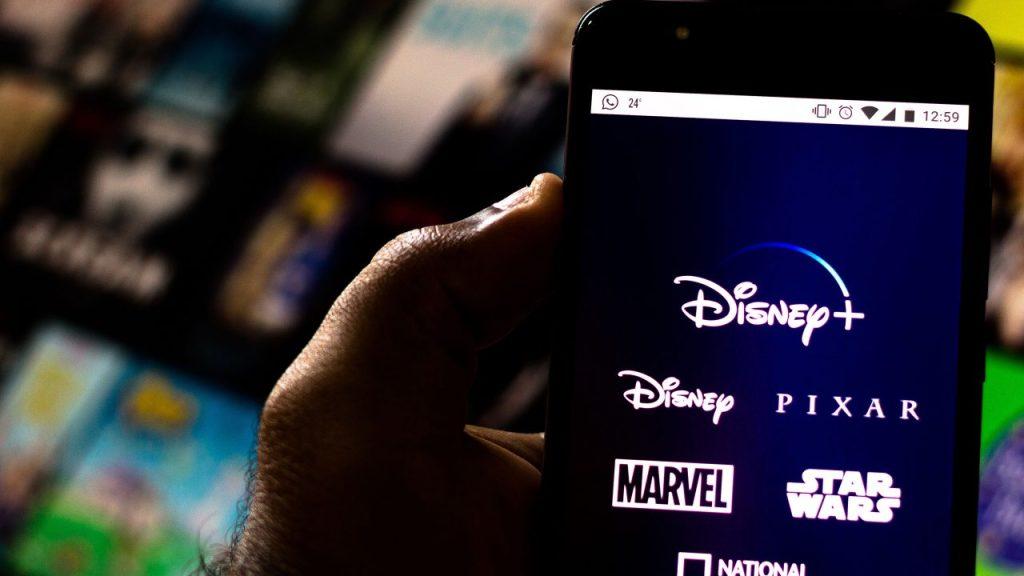 Disney+ no brasil