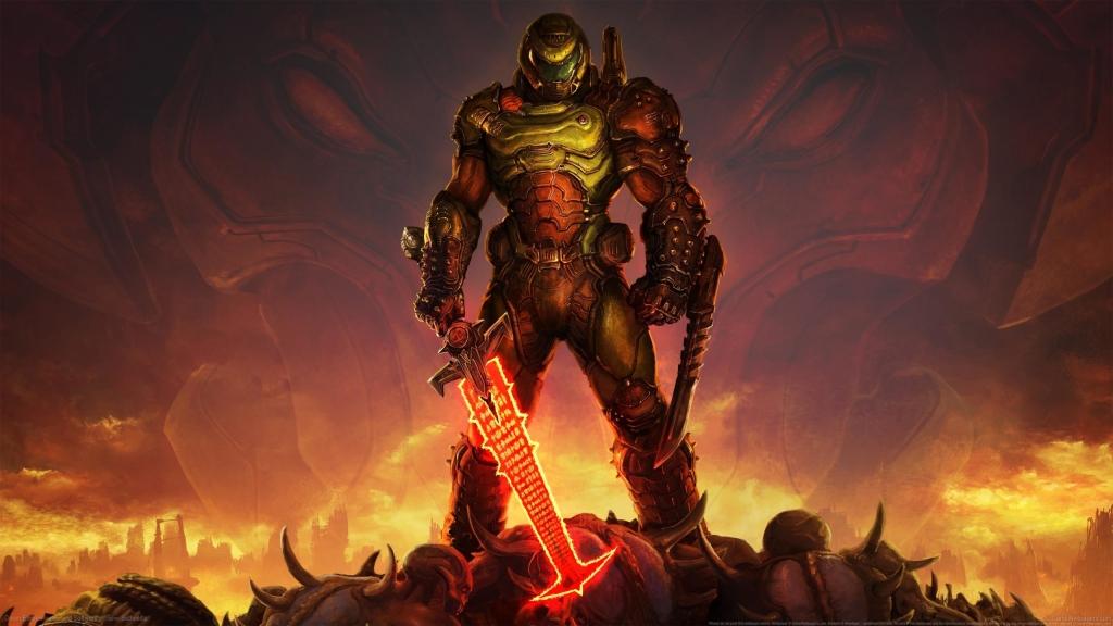 Doom eternal é indicado ao the game awards