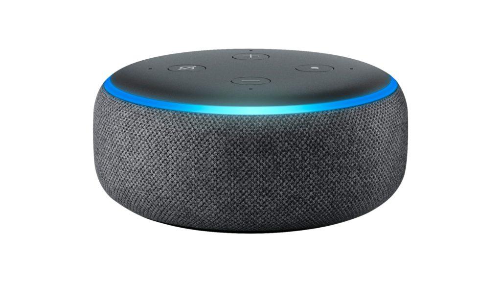 A echo dot 3 geração é uma das caixas de som inteligentes em promoção na black friday
