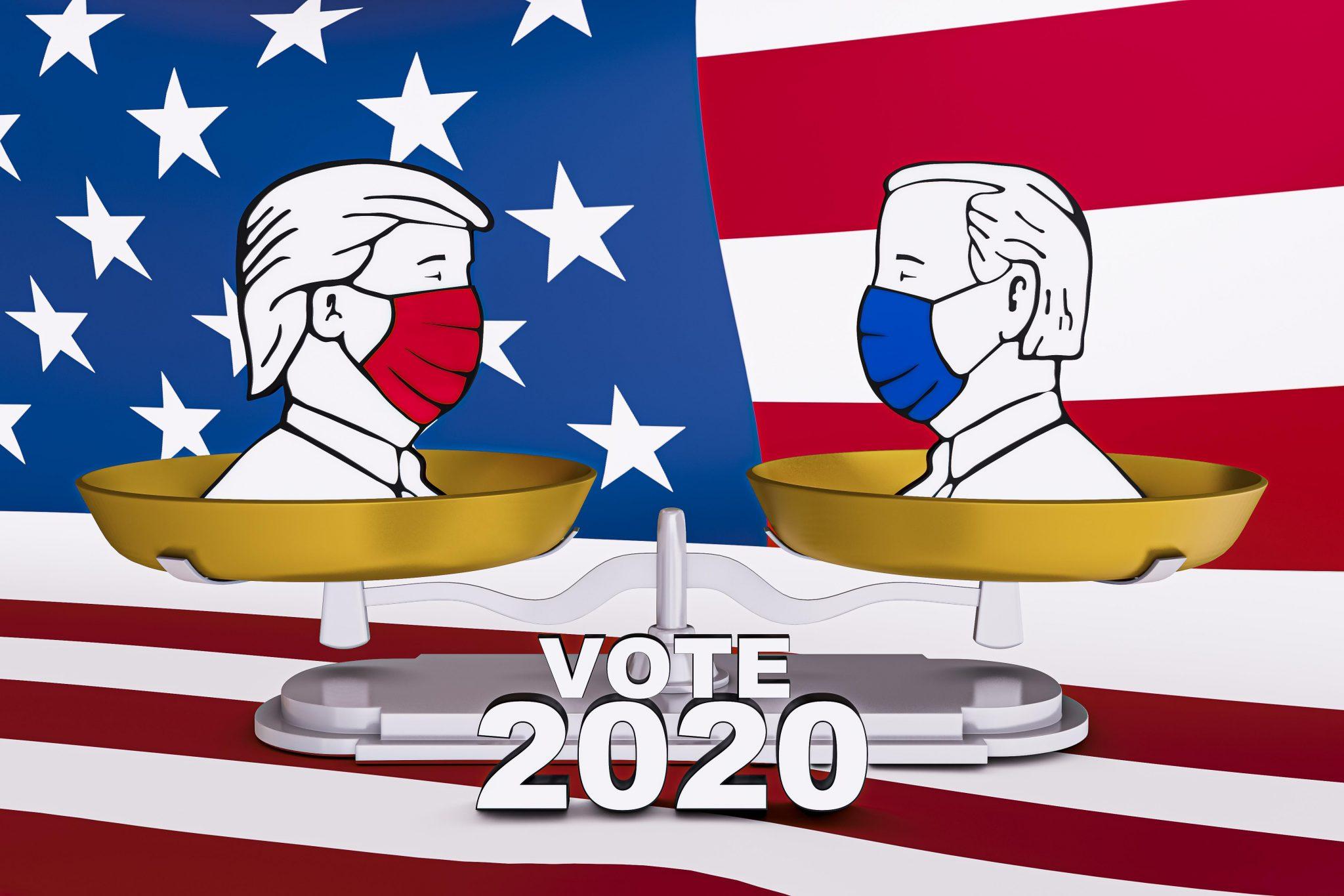 Eleições americanas em 2020