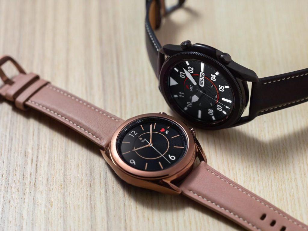 Galaxy watch 3 da samsung