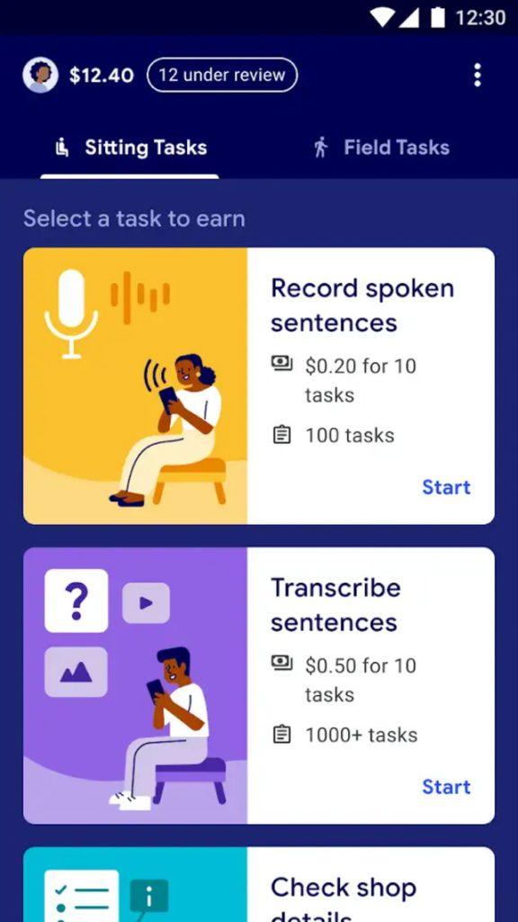 Google task mate paga usuários em troca de tarefas com o celular. Os testes do google task mate começaram na índia e no quênia – e ganhar dinheiro com o celular nunca pareceu tão fácil