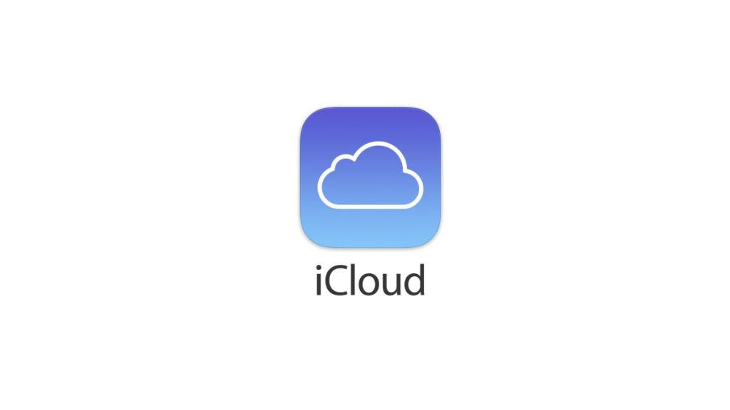 Icloud da apple é serviço de nuvem para usuário da apple