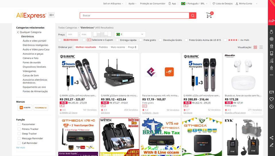 Como fazer compras no aliexpress. As compras no aliexpress são extremamente seguras e baratas; preparamos um guia com todas as informações para você aproveitar o que tem de melhor no site