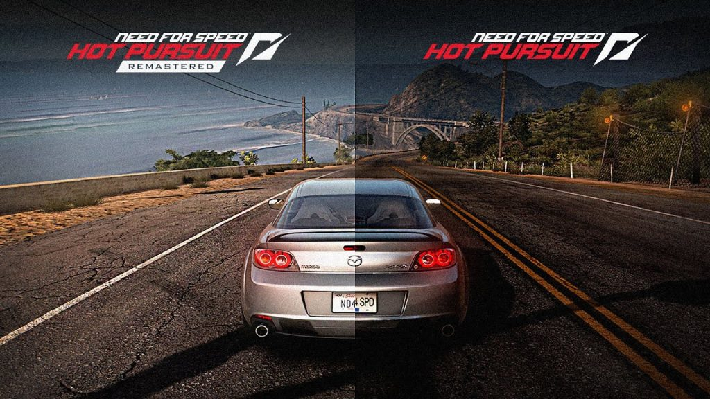 Need for speed hot pursuit remastered 1