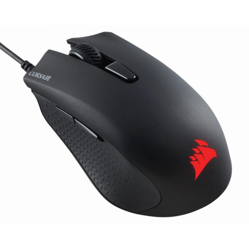 Mouse corsair  harpoon pro periféricos na black friday