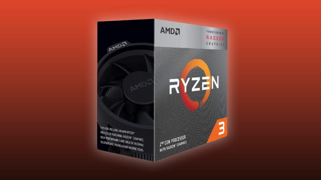 processador Ryzen 3 3200G