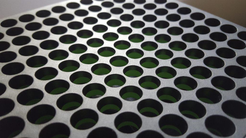 Xbox series x topo verde e preto