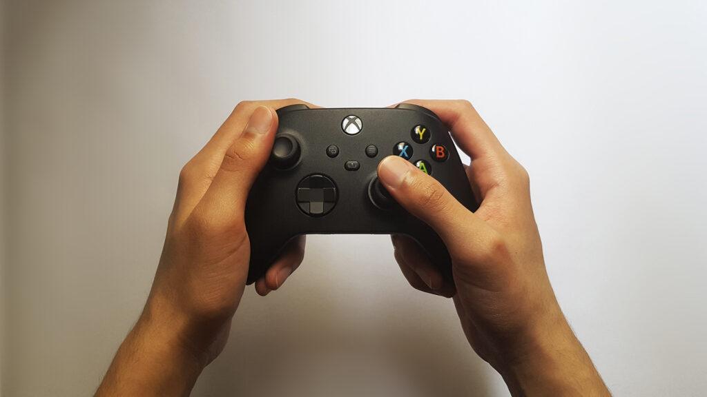 Xbox series x controle