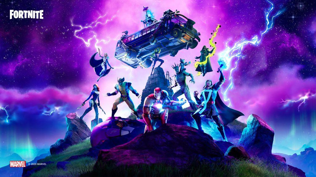 Fortnite é indicado ao the game awards
