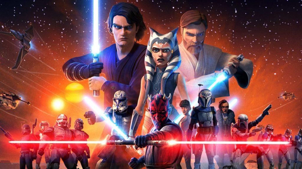 Personagens de clone wars de star wars