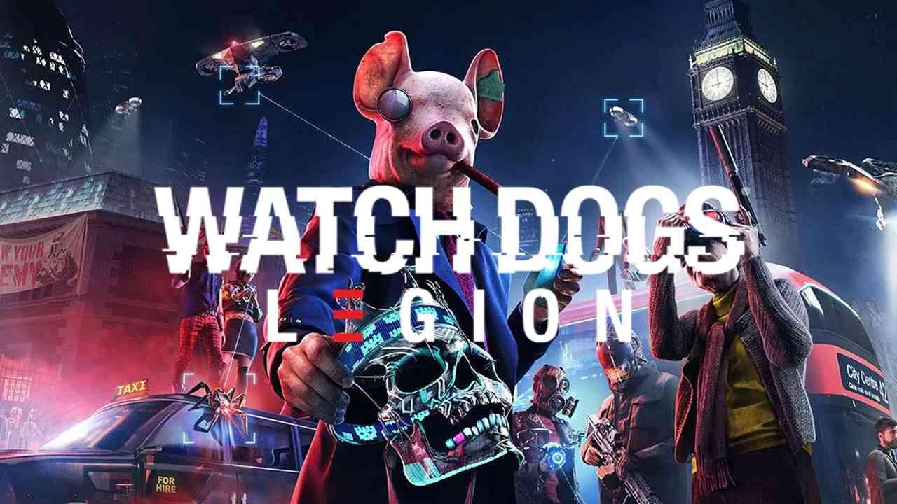 Review: em watch dogs legion (ps4), londres é sua para hackear. Watch dogs legion permite que você recrute qualquer personagem para se unir ao seu grupo de hackers