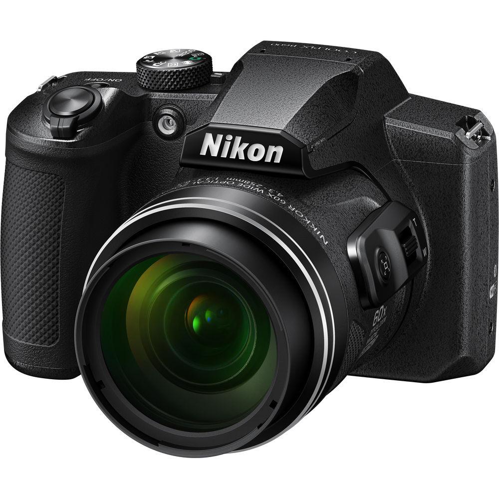 Nikon coolpix b600 é uma das melhores câmeras na black friday