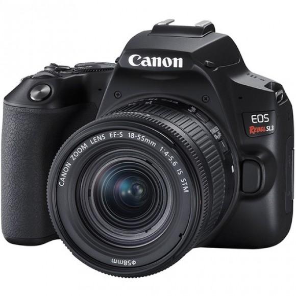 Principal câmera de entrada da canon
