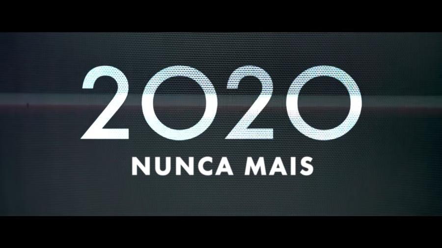 Imagem de 2020 nunca mais