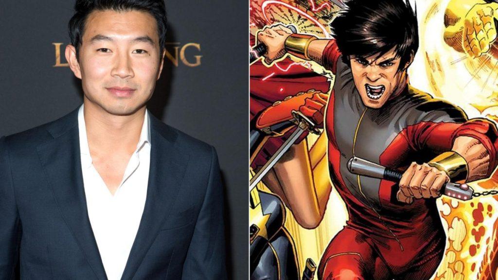 Shang-chi e a lenda dos dez anéis, um dos filmes de 2021