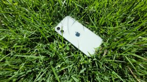 review iPhone 12 Mini verde