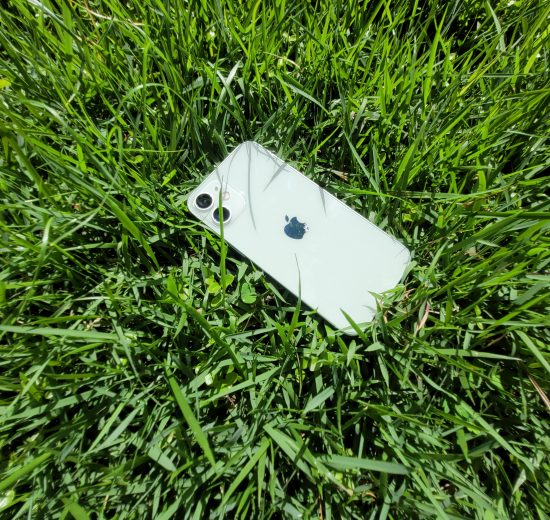 review iPhone 12 Mini verde