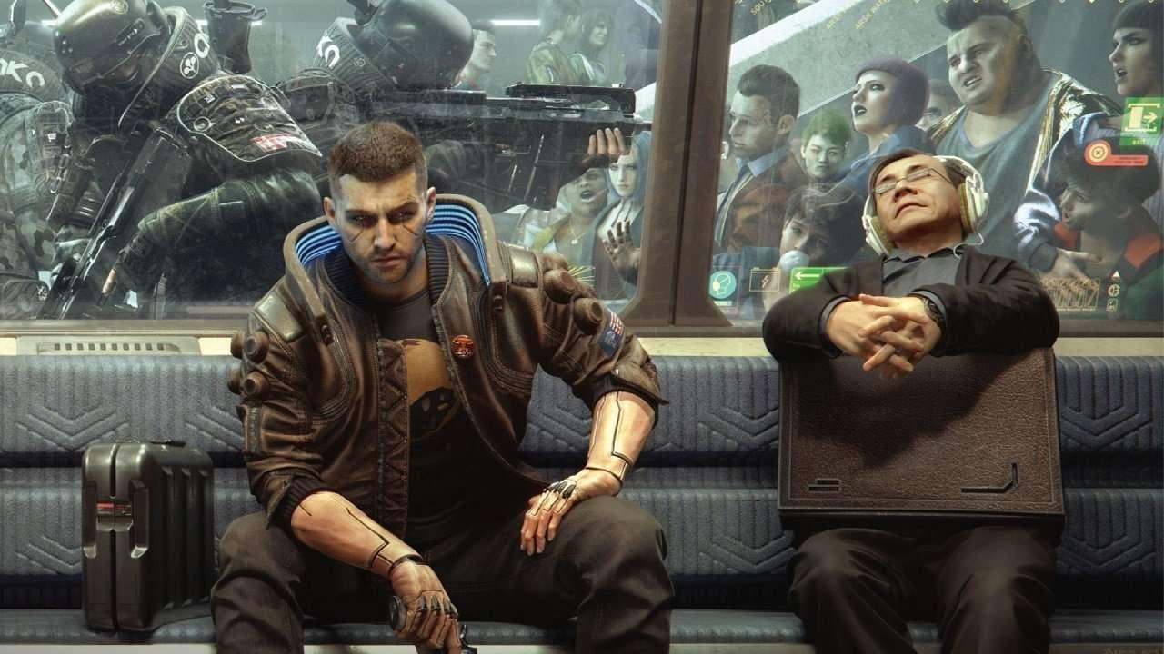 Cyberpunk 2077 removido da ps store