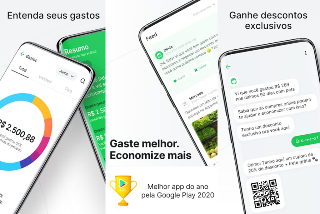 Melhores apps android de 2020 - olivia
