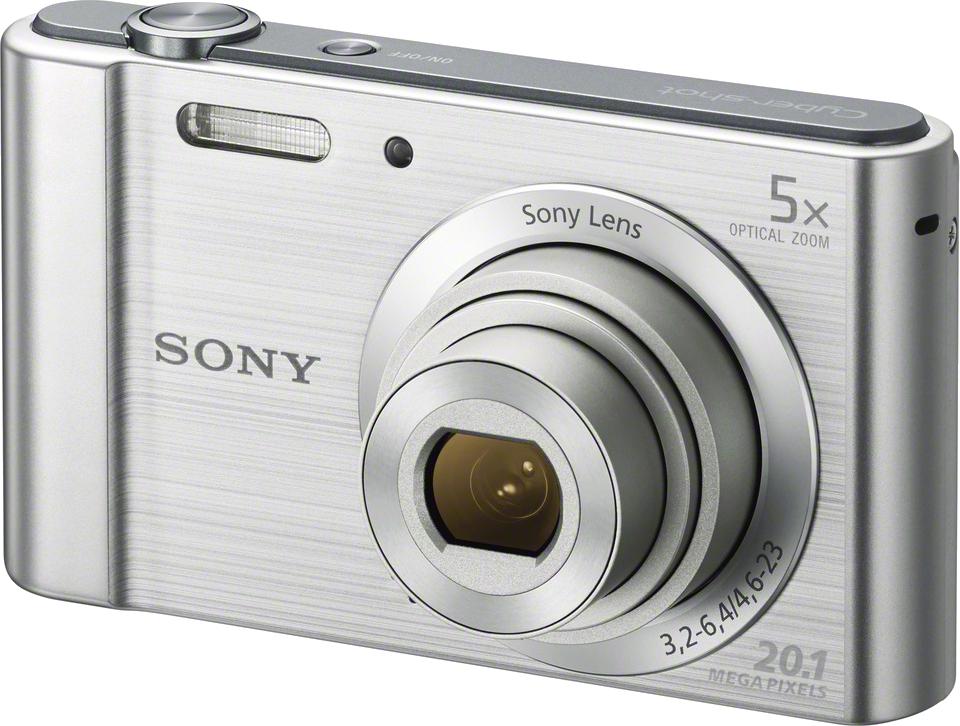 Sony cybershot w800