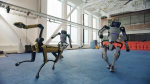 Robôs da boston dynamics dançam melhor que humanos