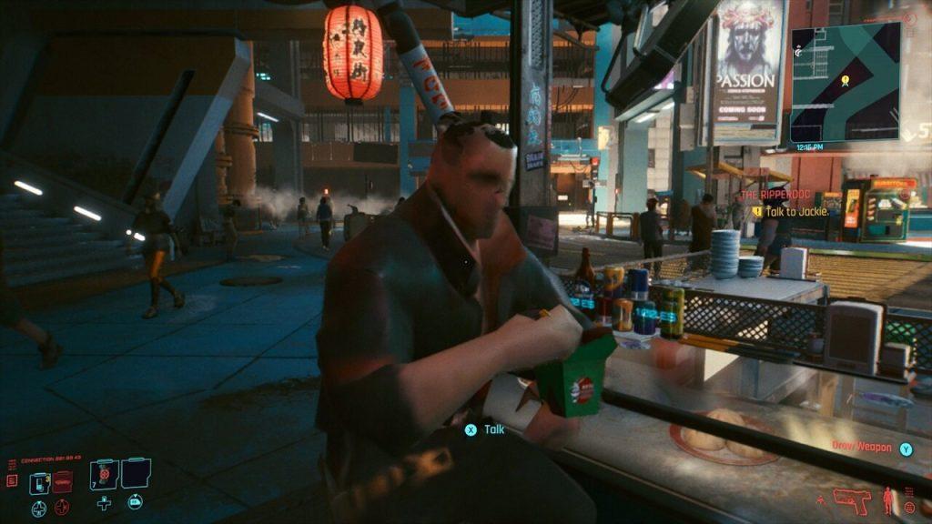 Cyberpunk 2077 é removido da ps store