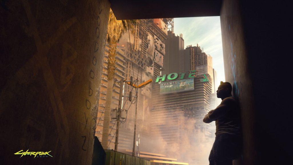 Cyberpunk 2077 voodoo boyz