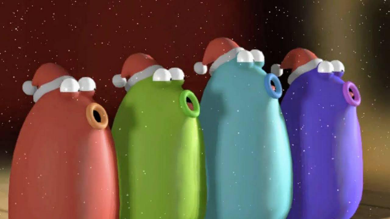 Crie canções de natal com a ópera blob do google. Utilzando inteligência artificial a ópera blob do google deixa que você brinque de criar músicas natalinas