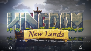 Logo de kingdom new lands