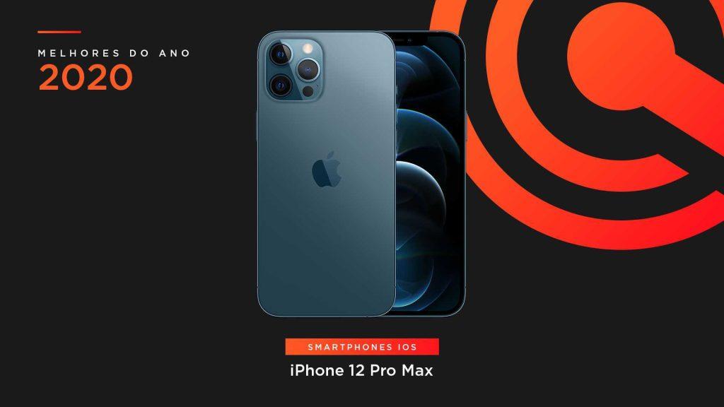 Iphone 12 pro max melhores do ano 2020