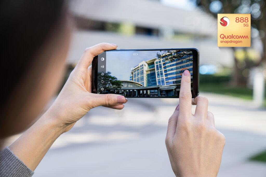 Snapdragon 888 reference design - camera