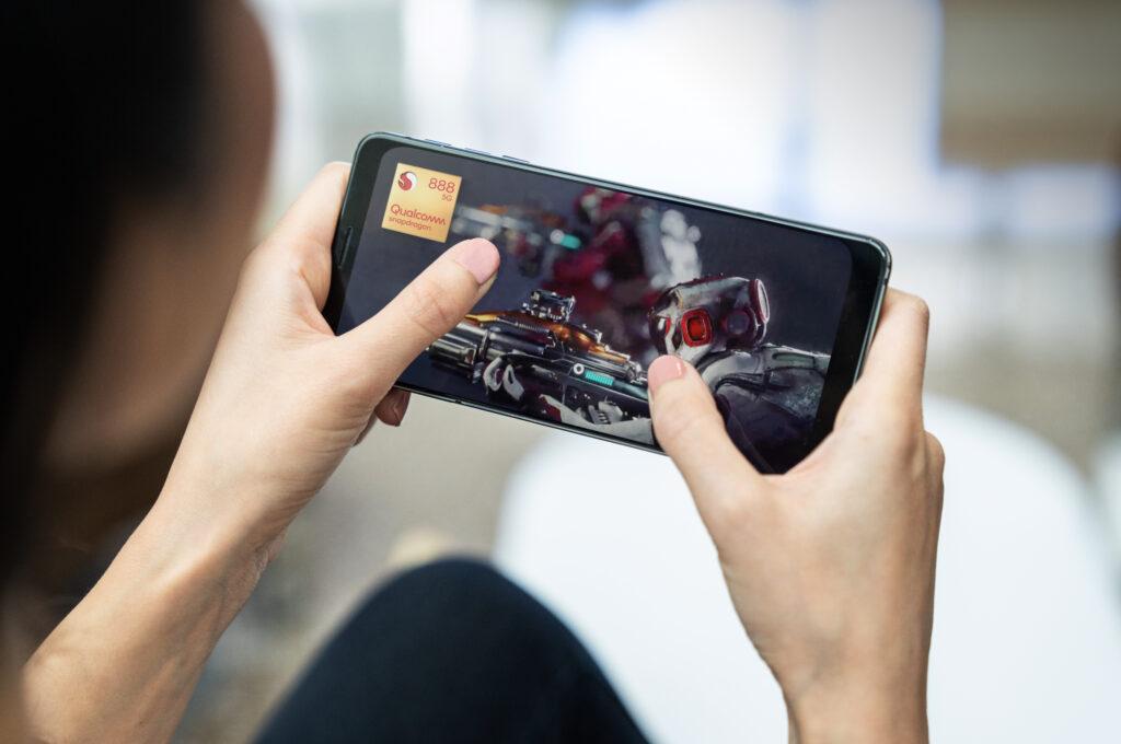 Snapdragon 888 reference design - gaming