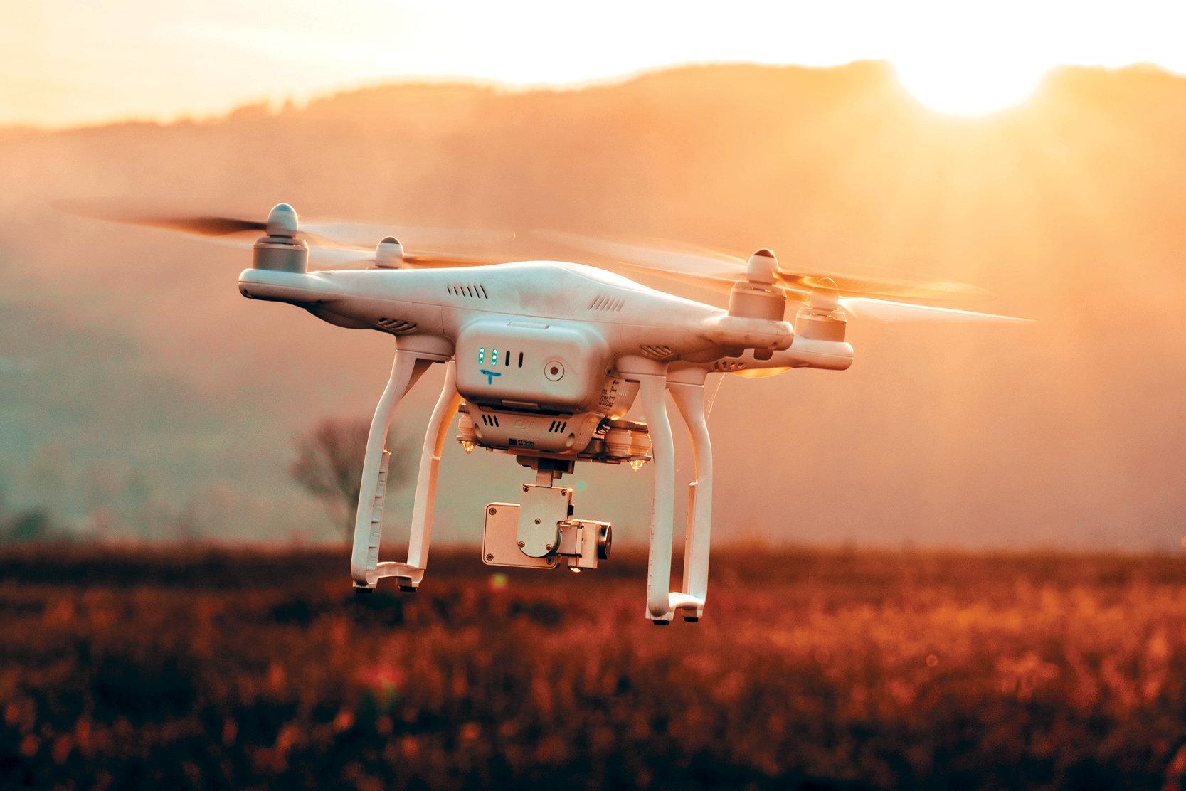 Regularização de drones