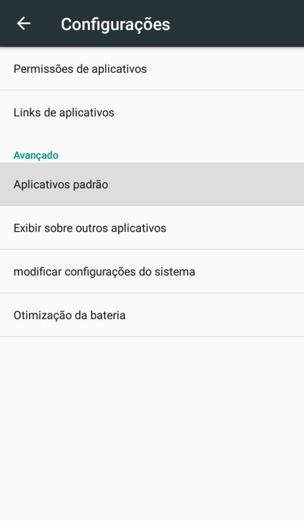 Como tornar o android mais seguro: troque seus aplicativos padrão! Você pode trocar a maioria dos aplicativos que vem como padrão!